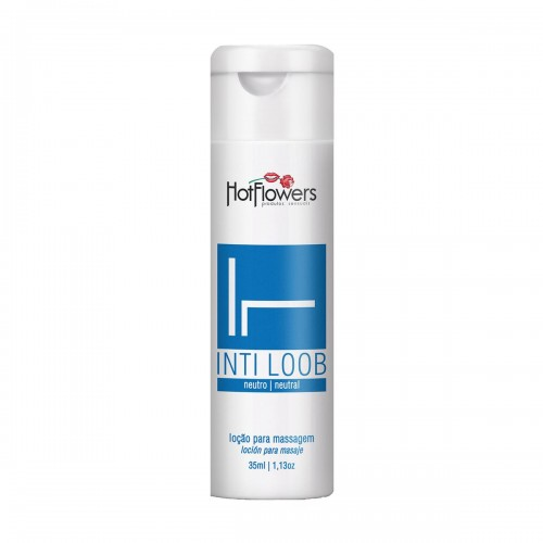 Lubrificante Inti Loob 35ml Hot Flowers