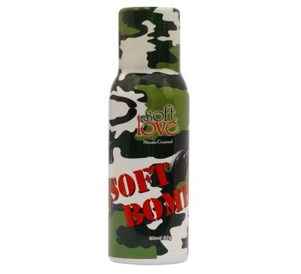 Soft Bomb Mousse Corporal Soft Love